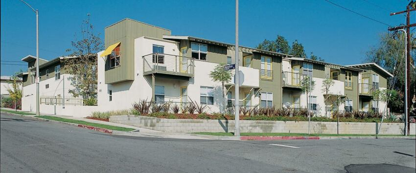 waterloo heights apartments, los angeles