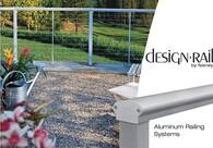 DesignRail® Aluminum Railing Frames Brochure