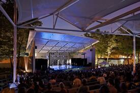 Richard Rogers Amphitheater at Marcus Garvey Park
