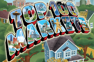 City Watch: Top 20 Best-Performing Markets for Remodeling