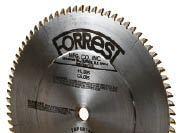 Forrest Duraline Thin-Rim Blades