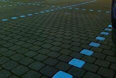 German Company Makes Glow-in-the-Dark Concrete