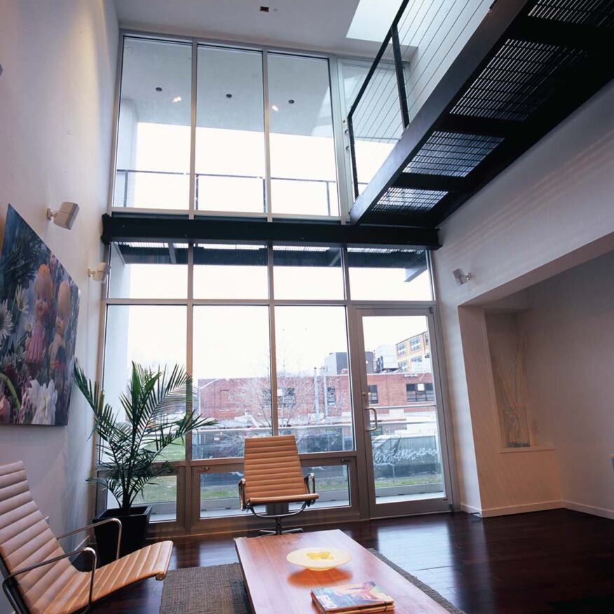Metal Work Photos Industrial Architectural Residential: The Softer Side Of Steel