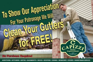 In the Gutter: Free Gutter Cleaning Promotion Helps Remodeler Connect With Past Clients