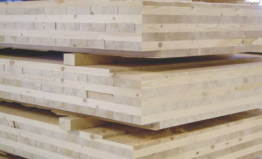 Cross-laminated timber and other forms of mass timber make it possible to build mid- rise high-rises from wood.