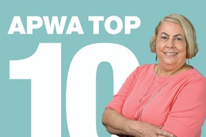 APWA Top 10 Leaders for 2016