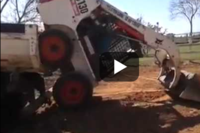 How to Load a Front Loader