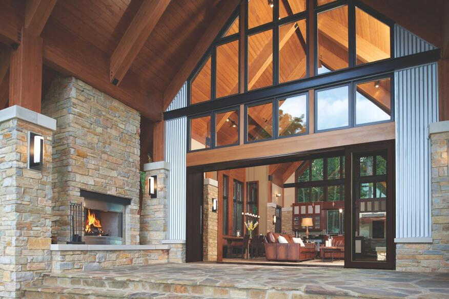 Product Power 5 New Products For Big Windows And Doors