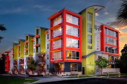 Savion Park Luxury Apartments