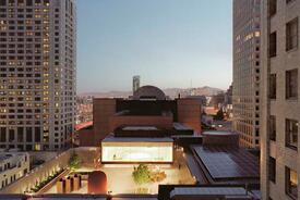 Rooftop Garden, San Francisco Museum of Modern Art