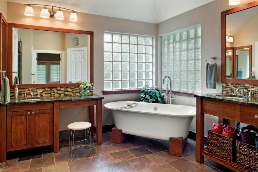 Home Design Ideas: Showers and Tubs