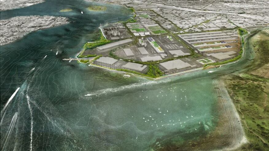 "PennDesign and OLIN's ""Hunts Point Lifelines"""