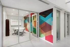 Bold and Bright Therapy Office