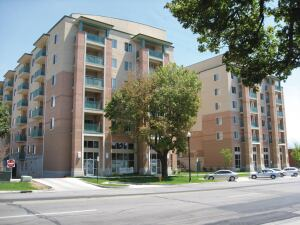Downtown Digs: Emigration Court, a 238-unit Class A apartment community in downtown Salt Lake City, was sold in March 2009.