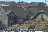 Thieves Hitting Colorado Builders