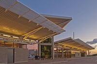 Middle Street Intermodal Transit Center