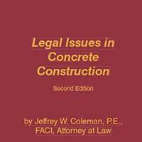 American Concrete Institute Announces New Publication