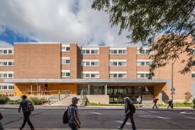 Bowling Green State University McDonald Hall Renovation
