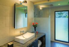 Contemporary Bathroom Addition