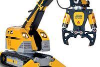 Brokk Inc. + Brokk 260 demolition robot