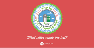 Livability's Top 10 Best Downtowns