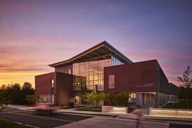 Bristol Community College John J. Sbrega Health and Science Building