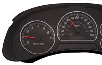 Remanufactured instrument clusters