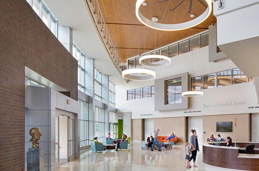 Lentz Public Health Center Architect Magazine Gresham Smith And Partners Nashville United