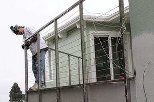Foolproof Cable Railings