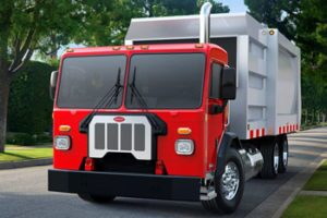 Peterbilt Motors Refuse Truck Model 520