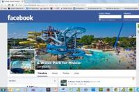 Want a New Waterpark? Try Facebook