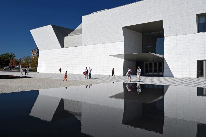 Aga Khan Museum by Fumihiko Maki Opens