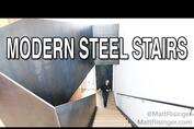 Video: Modern Steel Stairs