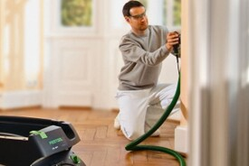 Festool PLANEX Drywall Sander: Recognized by Tools of the Trade in the Editor's Choice Awards for 2013