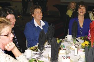 The Women in Concrete Luncheon & Forum offers a networking opportunity to a vital group of industry professionals.