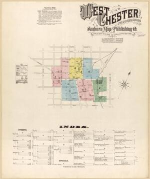 Object  For more than a century, the Sanborn Map Co. produced detailed urban maps for the fire insurance industry. (Shown above, West Chester, Pa., circa 1886.) The Library of Congress has the largest collection of these maps, which have proved invaluable to historians of the built environment: almost 700,000 sheets of paper representing 12,000 North American cities. Sanborn still works in the increasingly high-tech geospatial industry, but these documents are a reminder that paper and ink can convey a wealth of information. loc.gov/rr/geogmap/sanborn