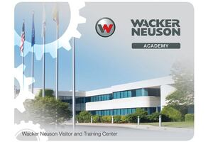 Wacker Neuson Announces First Technical Academy Class