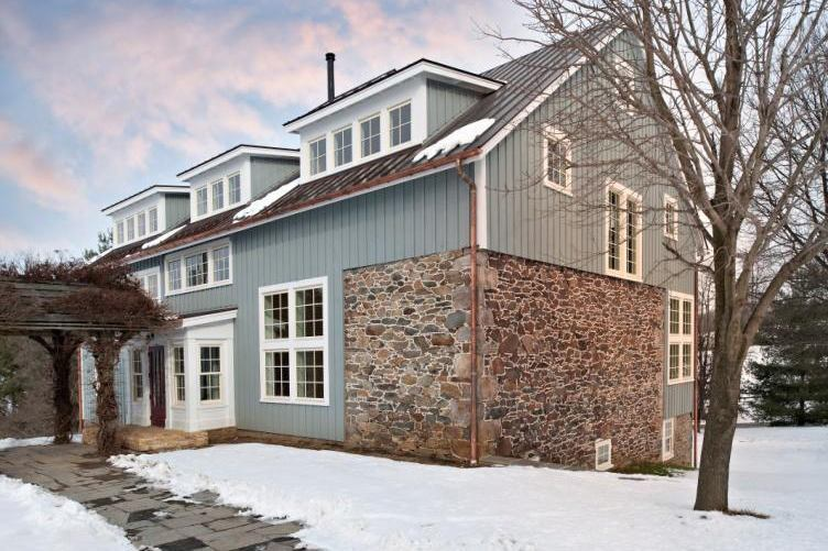 A Rehabbed Barn Gets a New Life