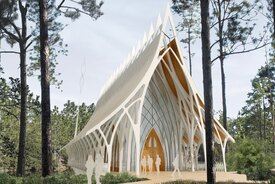 UNF Interfaith Chapel Competition Entry