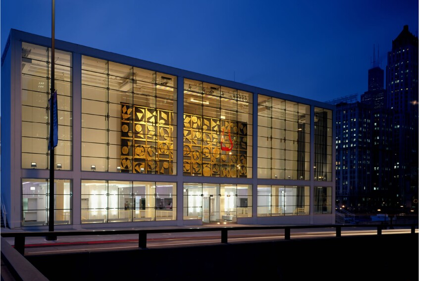 The Joan W. and Irving B. Harris Theater for Music and Dance