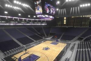 Clark Pacific Supplies Precast for New Arena