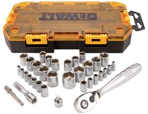 DeWalt Stackable Sets; Mechanics Tools