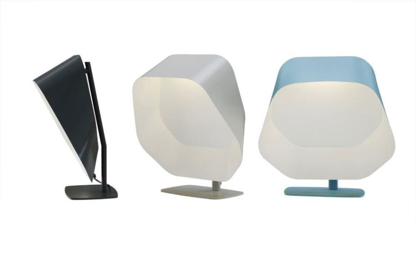 Ligne Roset's Olive and Peye Lamps