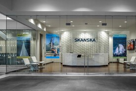 Skanska USA Civil Headquarters