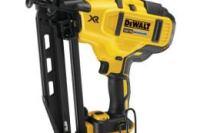 DeWalt's New 20V Max Finish Nailer Fires Fast