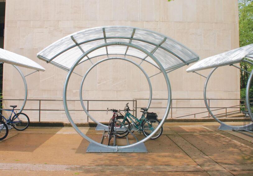 Duo-Gard Industries bike shelters