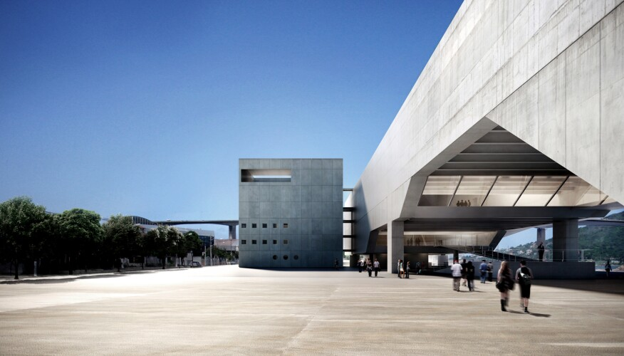 A Look At Paulo Mendes Da Rocha S Work Architect