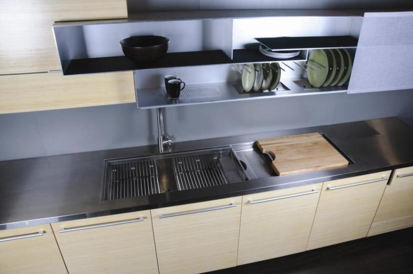 Tonusa Elements Cabinetry Collection