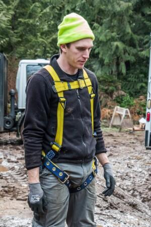 DBI Sala Delta Vest Style Harness