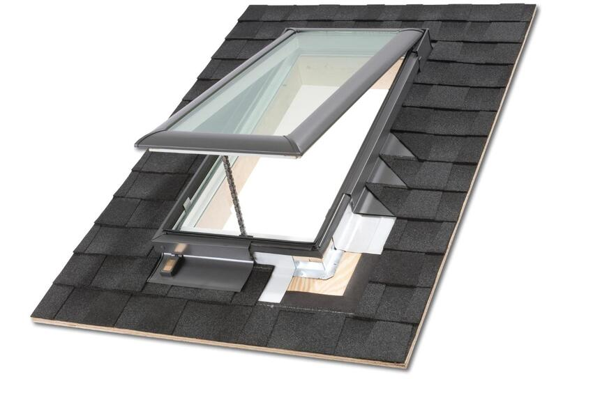 Velux No Leak Skylight